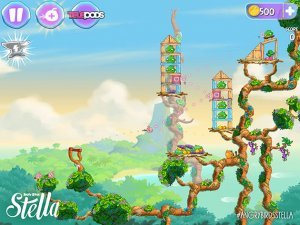 скачать Angry Birds Stella