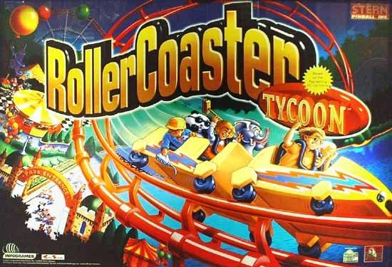 Roller Coaster Tycoon на android: личный парк развлечений!