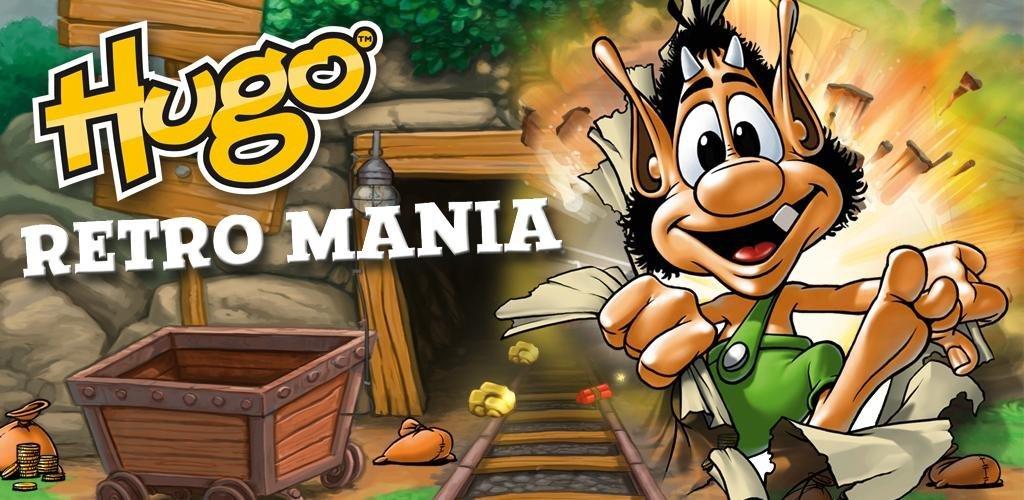 Hugo Retro Mania - игра на андроид, про троля Кузю и его приключения
