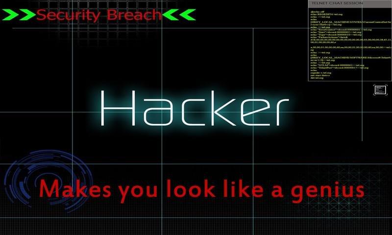 WiFi Пароль Хакер Simulator на андроид