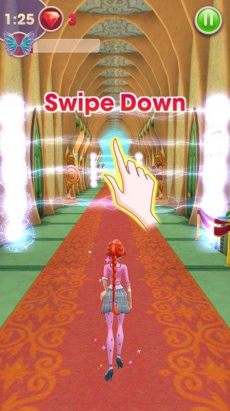 Winx Bloomix Quest на андроид