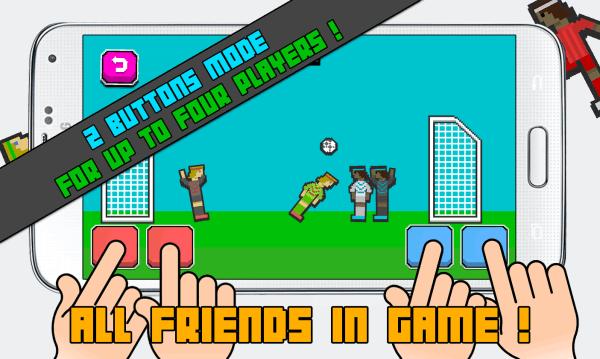 взлом Soccer Jumper на андроид