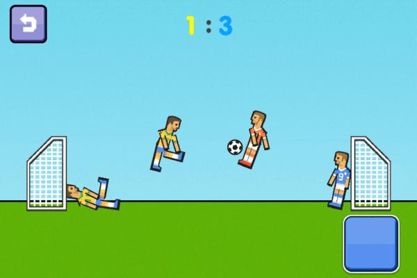 взломанная  Soccer Jumper