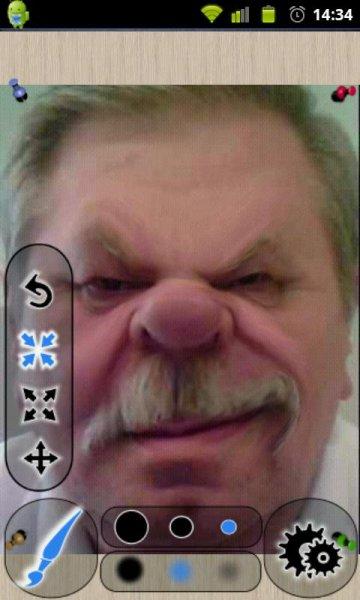 Photo Warp  на андроид