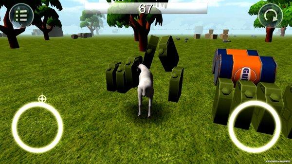 Скачать Goat Rampage
