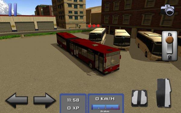 Скачать Bus Driver 3D
