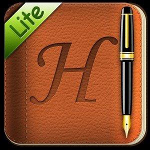 Рукозапись Lite на андроид