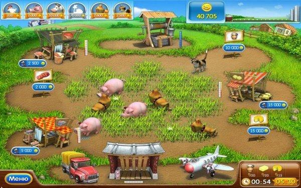 Веселая Ферма на андроид