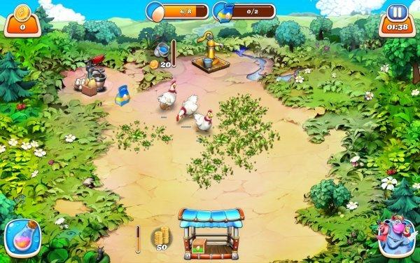 взломанная  Веселая Ферма
