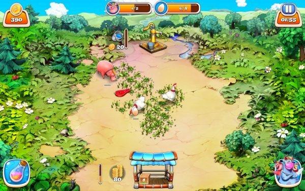 Скачать Веселая Ферма