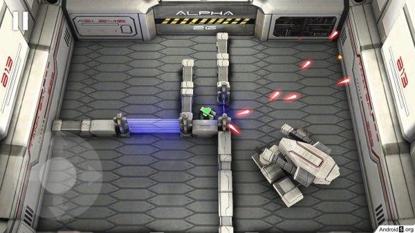 взлом Tank Hero на андроид