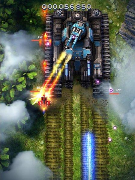 Sky Force 2014 на андроид