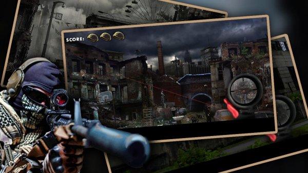 мод Современный снайпер – Sniper на андроид