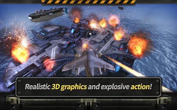 взломанная Вертолет битва: 3D полет