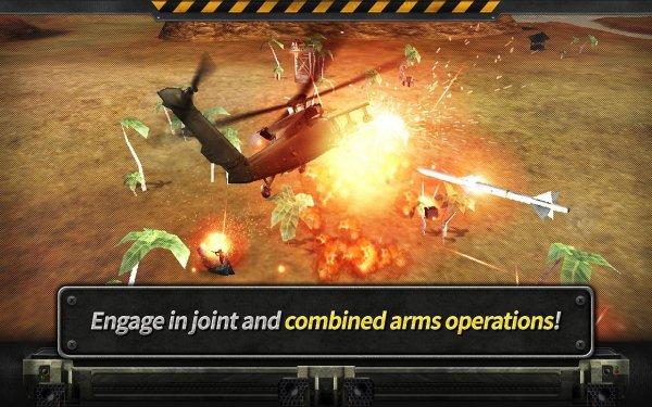 Скачать Вертолет битва: 3D полет