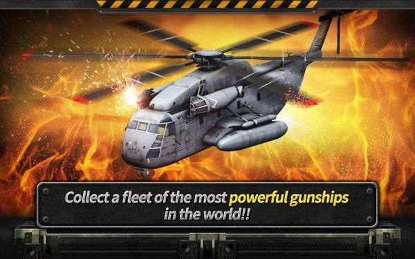 взлом Вертолет битва: 3D полет на андроид