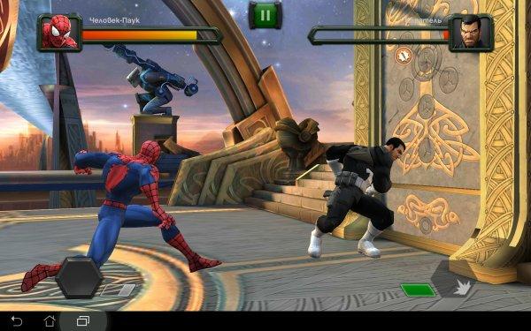 Скачать Marvel: Битва чемпионов