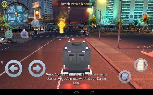 мод Gangstar Vegas на андроид
