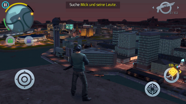 Gangstar Vegas на андроид