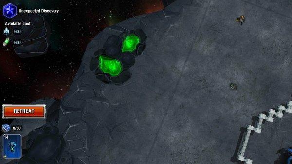 взлом Galaxy Control: 3D на андроид