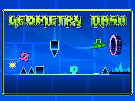 Скачать Geometry Dash