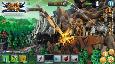 мод CastleStorm - Free to Siege на андроид