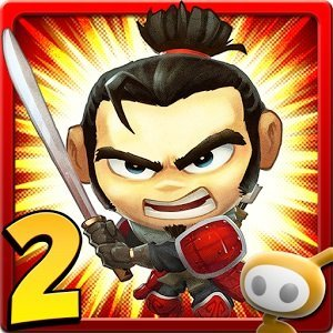 Samurai vs Zombies Defense 2 на андроид