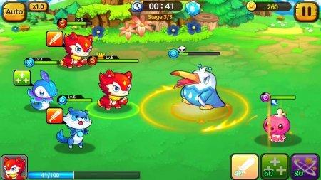 мод Monster Squad на андроид