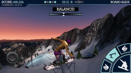 взломанная Snowboard Party