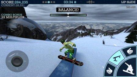 взлом Snowboard Party