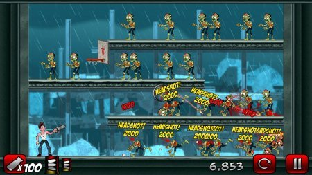 мод Stupid Zombies 2 на андроид