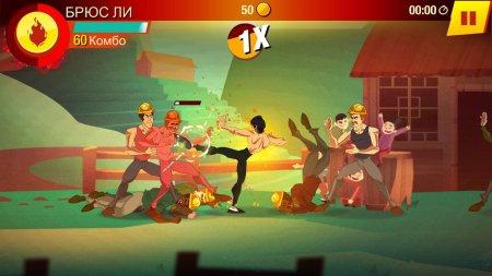 Мод Bruce Lee Game на андроид