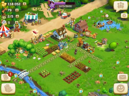 FarmVille 2 Сельское уединение на андроид