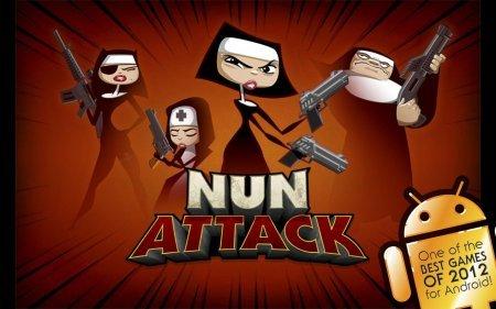 Скачать Nun Attack