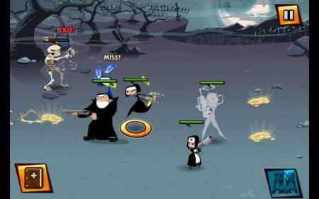 взлом Nun Attack на андроид