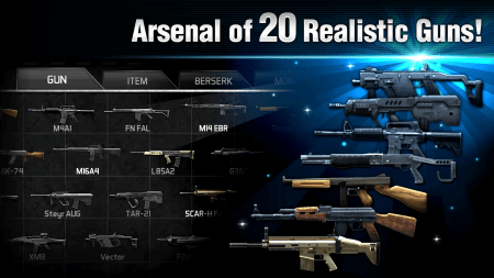 GUN ZOMBIE 2 : RELOADED на андроид