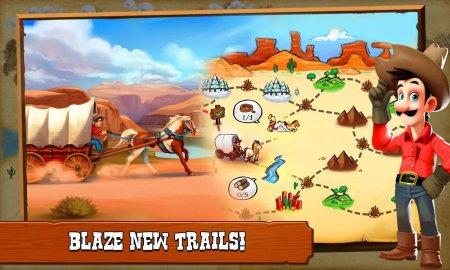 Westbound: Pioneer Adventure на андроид
