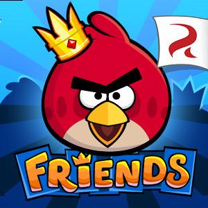 Angry Birds Friends на андроид