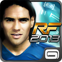 Real Football 2013 на андроид