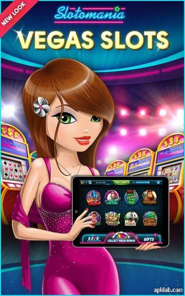 Играйте в игровые автоматы Слотомания бесплатно в соцсетях
