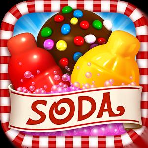 Candy Crush Soda Saga на андроид