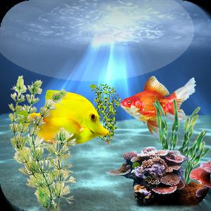 Аквариум рыбы Fish Live