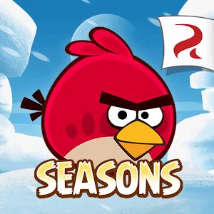 Angry Bird Seasons на андроид