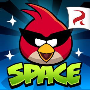 Angry Birds Space на андроид