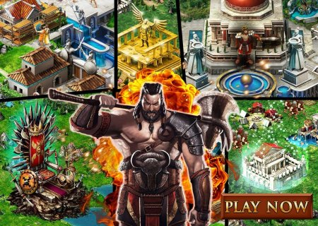 мод Game of War – Fire Age на андроид