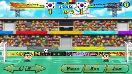 мод Head Soccer на андроид