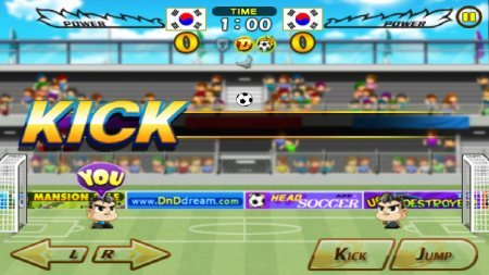 Скачать Head Soccer