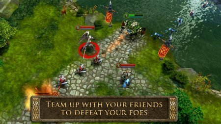 Heroes of Order & Chaos на андроид