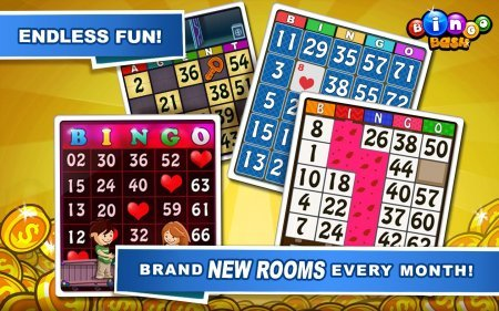мод Bingo Bash на андроид