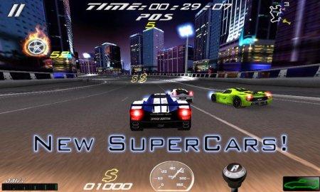 взломанная Speed Racing